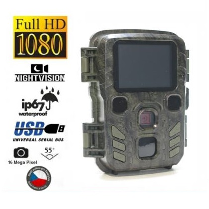 MINI Fotopast BUNATY - FULL HD 16 MPX
